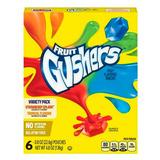 Snack Dulce Sabor Fruta Gushers Caramelo Comida Para Niños