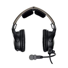 Bose A20 Headset Para Aviação Com Bluetooth E 2 Plugs Avião