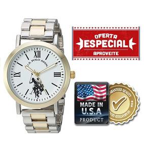 7e518a964b8 Relogio Us Polo Feminino - Relógios De Pulso no Mercado Livre Brasil