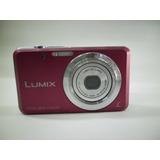 Camara Panasonic Fh4 Lumix Dmc-fh4