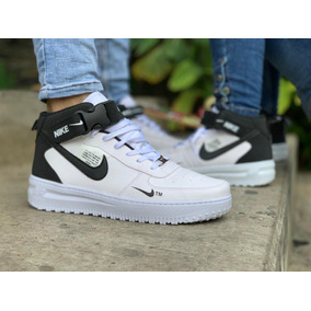 Tenis Zapatos Botas Nike Force One Para Hombre Y Para Mujer 07b3b5a5145d6