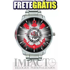 a5f631134e7bf Relógio Corinthians Original - Relógios no Mercado Livre Brasil