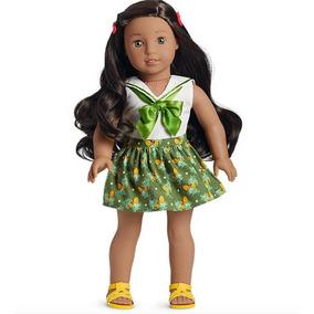 Kit De Roupas Para Boneca American Girl Nanea Fnn04
