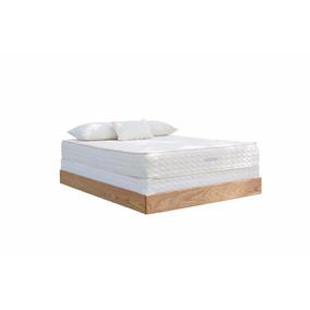 Colchon Organico Savvy Rest Serenity Latex Dunlop Matrimonia