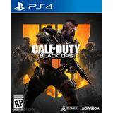 Call Of Duty Black Ops 4 Ps4 Digital Juga Con Tu Usuario
