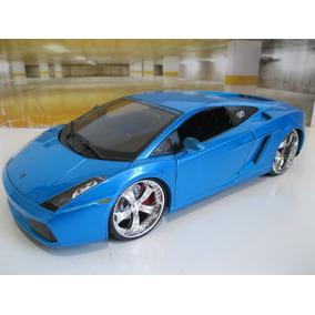 Lamborghini Gallardo - Maisto Playerz 1/18 - Frete Grátis