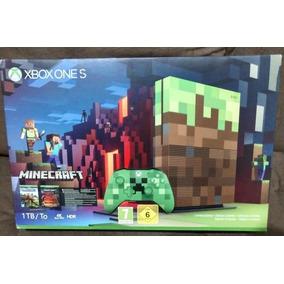 Xbox One S Minecraft Edition 1tb