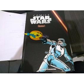 Star Wars Comics Clássicos Volume 1 Planeta Deagostini