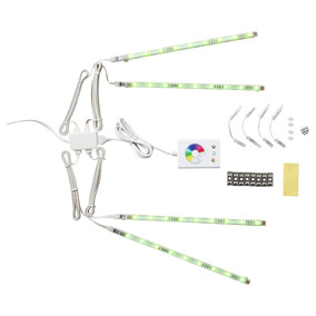 Barras Led Multicolor Ikea Modelo Dioder