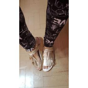 42 Sandalias Dorado En Mercado Mujer Talla De nP0w8Ok
