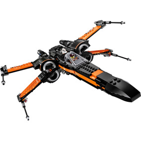 Lego Star Wars Nave X-wing Poe Dameron 748pcs Compatível