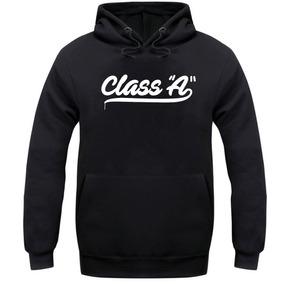 6d8e1f4a9 Moletom Canguru Class A Rap Nacional Blusa De Frio Casaco