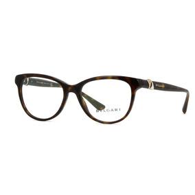 Bvlgari Bulgari Armação De Grau Frete Grátis - Óculos no Mercado ... 48acdd18e2