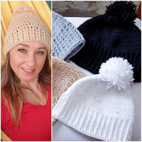 Touca Croche Bender Toucas - Acessórios da Moda no Mercado Livre Brasil 46a99240758