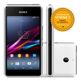 Sony Xperia E1 D2104 4gb/512mb Dual 3.1mp Branco Vitrine 2