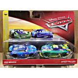 Mc Mad Car Disney Pixar Cars Eric Braker Spikey Fillups