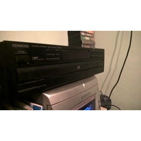 Reproductor Multiple Compac 5disc Player Kenwood Mod Dp-r891