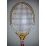 Wilson Champ Raqueta Tenis Madera 67 In2 26,4 In 4-1/4