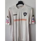 Camisa Do Botafogo Kappa Supergasbras no Mercado Livre Brasil c5550a6336306