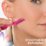Schick Touch-up Exfoliante Dermaplaning Razuradora Facial