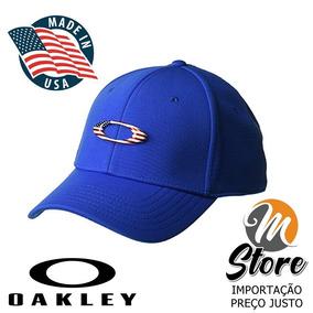 3c6ea6bac9671 Bone Oakley Tincan L xl - Bonés no Mercado Livre Brasil