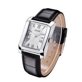 Reloj Rectangular Con Numeros Romanos Relojes En Mercado Libre Chile