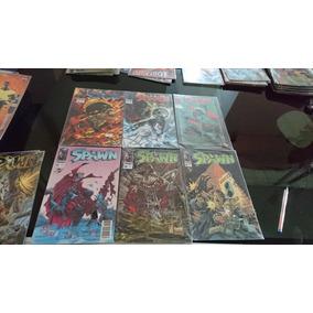 Lote De Comics Spawn