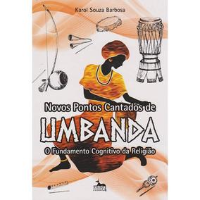 livro 1500 pontos cantados na umbanda