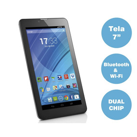 Tablet M7 3g Plus Quad Core 1gb Ram Wi-fi Dual Chip Original