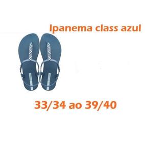 Sandália Ipanema Class Azul