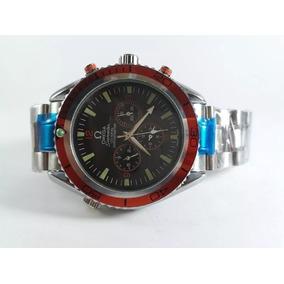 22cca3595f2 Relogio Omega 007 Spectre - Relógio Masculino no Mercado Livre Brasil