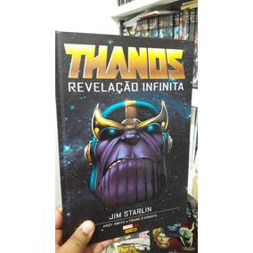 Thanos Revelacao, Relatividade E Final Infinito Completo
