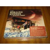 Box The Rolling Stones / Havana Moon (nuevo Sellad) 2cd+dvd