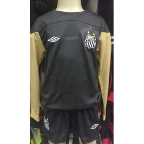 Camisa Do Goleiro Buffon Infantil - Roupas de Futebol no Mercado ... 9405a7709e9ac