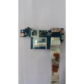 Placa Usb E Áudio Lenovo G400s Vilg1/g2 Ls-9901p Frete Grát
