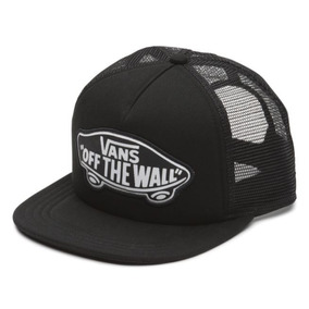 Gorra Vans Beach Girl Trucker Onyx white 8f456e82560