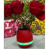 Oferta Bocina Bluetooth Lampara Maceta Musical 5w Planta