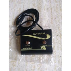 Pedal/foot Amplificador Meteoro