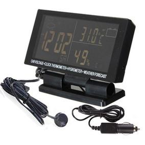 0e9d12adbc4 Relogio Digital Visor Preto - Acessórios para Veículos no Mercado ...