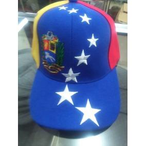 Gorra Tricolor De Venezuela
