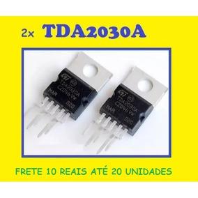 3x Tda2030a *original St