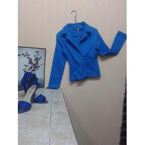 Chaqueta Ejecutiva Azul - Chaquetas Mujer en Mercado Libre Venezuela 0b7c80ed8e7c