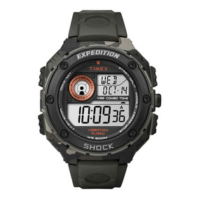 f622464ce88 Pulseira Relogio Timex Expedition Shock - Joias e Relógios no ...
