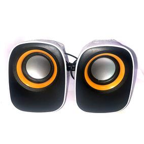 Cornetas Pc Usb Portatiles Speaker 2.0 Laptop Celular G-106