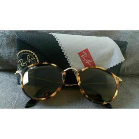 Round Fleck - Óculos De Sol Ray-Ban Round no Mercado Livre Brasil dce53e98d2