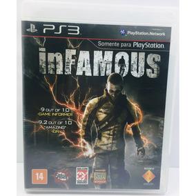 Infamous 1 Ps3 Alemão Games