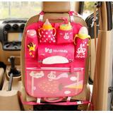 Organizador Carro Com Porta Treco Criança Viagens Objetos