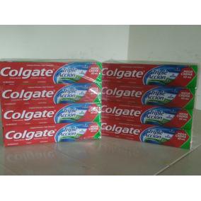 Crema Dental Colgate Triple Acción De 60ml Importada