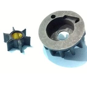 Rotor, Caixa Da Bomba D´água C/ Retentor Haupt 7,5 Sem Copo