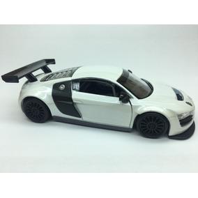 Miniatura Audi R8 Lms Branco